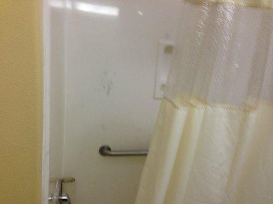 La Quinta Inn & Suites South Padre Island: Bathroom