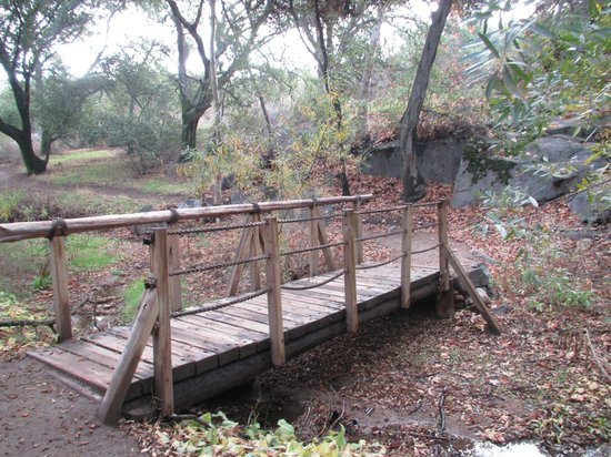 Rancho La Puerta Spa : walking trail