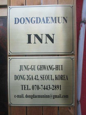 Dongdaemun Hostel: Dongdaemun Inn