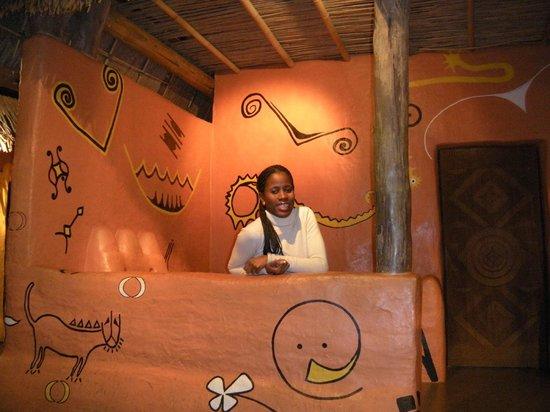 International Slavery Museum: Model of a West African Hut
