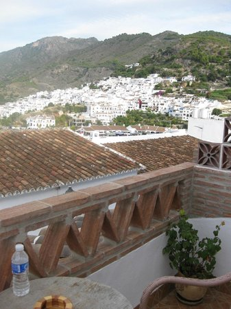 Hospederia el Caravansar: View from balcony