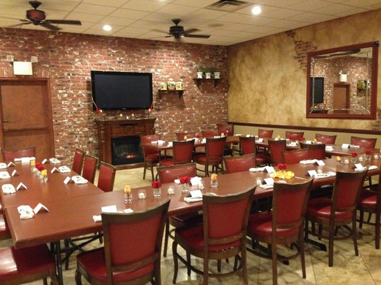Anzio 39 s italian restaurant phoenix north mountain menu prices restaurant reviews - Restaurant decor supplies ...