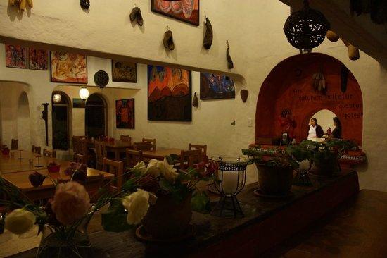 Pantavi Hosteria & Spa: restaurant
