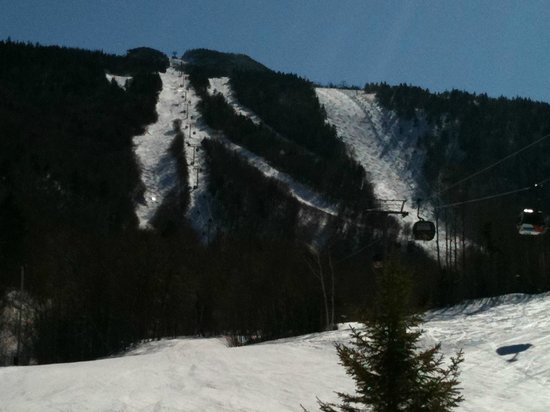 Killington Resort: The Canyon