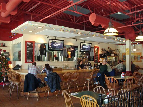 Sly Fox Brewhouse & Eatery : The Sly Fox