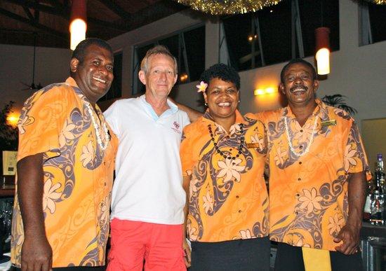 Bedarra Beach Inn: Great Staff