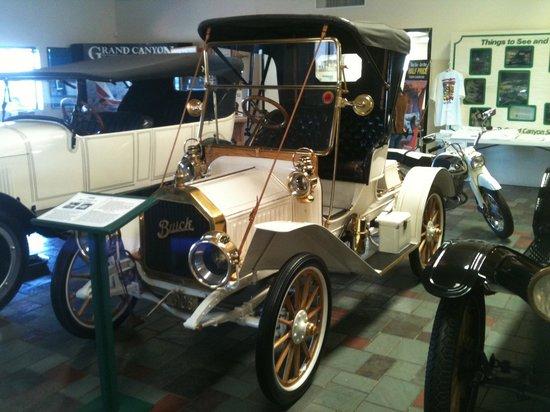 Planes of Fame Air Museum: Car museum