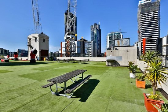 rooftop picture of discovery melbourne melbourne. Black Bedroom Furniture Sets. Home Design Ideas