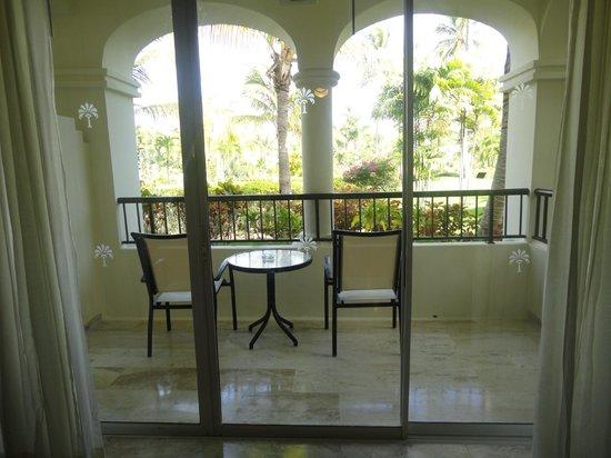 Paradisus Palma Real Golf & Spa Resort: Balcón de la habitación