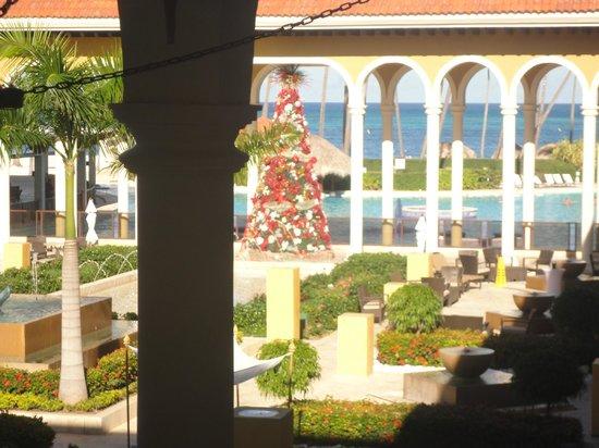 Paradisus Palma Real Golf & Spa Resort: Vista desde la recepción