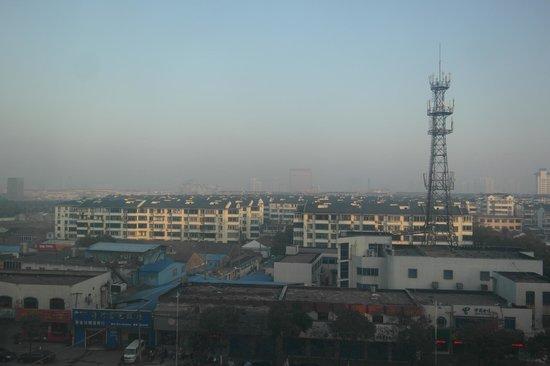 Xiangxuehai Hotel Suzhou Youlian: Morning Room View