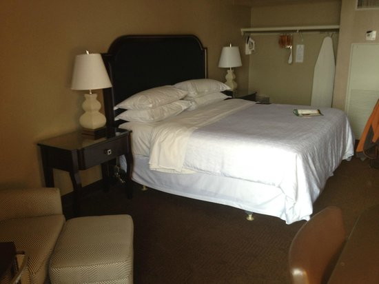 Sheraton New Orleans Hotel : My Room - standard king