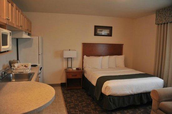 Alaska's Select Inn Hotel: un bon hôtel