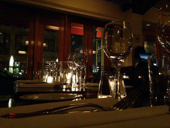 L'Express : Diner time