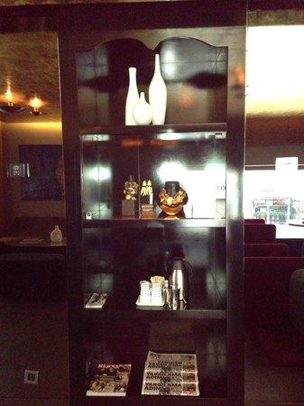 W Istanbul: Lounge