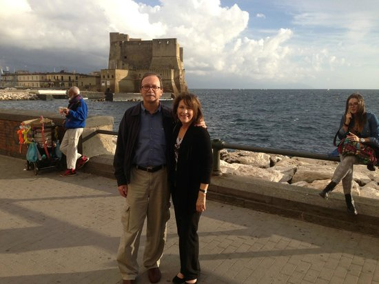 Gusto & Gusto: 40th wedding anniversary trip in Naples