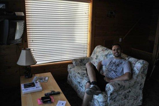 Homer Floatplane Lodge: cher pour une cabine moyenne