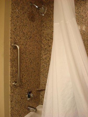 Best Western Plus First Coast Inn & Suites: Shower