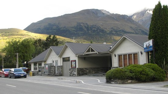 The Lodge Glenorchy : The Lodge
