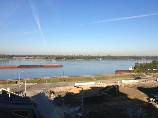 Hampton Inn & Suites Baton Rouge Downtown : View of River