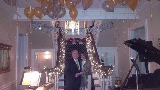 Peter Shields Inn & Restaurant: Happy New Year!