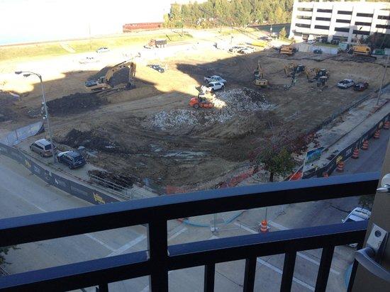 Hampton Inn & Suites Baton Rouge Downtown : IBM Building as of  November '13