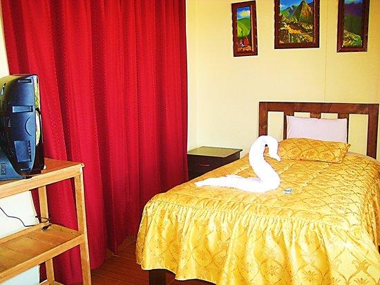 Tayta Wasi Hostel: Habitación Individual