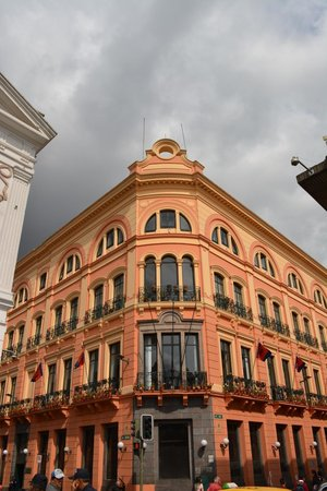 Old Town Quito Colonial Architecture Quito Old Town Quito Resmi
