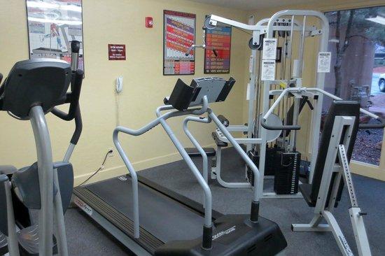 BEST WESTERN PLUS Inn of Sedona: Workout room
