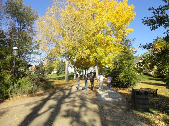 Heritage Park Historical Village: Maravilhoso parque!