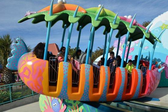 fun rides at bay of play picture of seaworld san antonio san