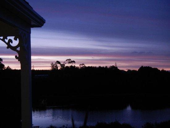 Brantome Villa: Gorgeous sunsets