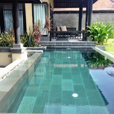 Anantara Mui Ne Resort : Personal pool in the villa.