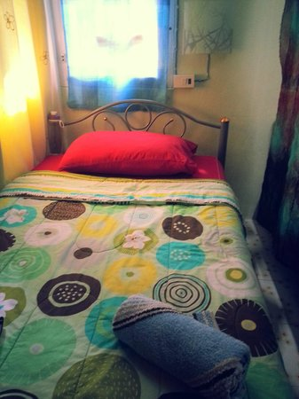Aoi Garden Home: My dorm bed