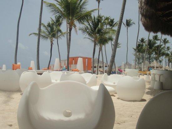 Paradisus Punta Cana : Adorei esse cantinho também!!!