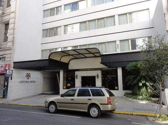 Centuria Hotel Buenos Aires: Fachada