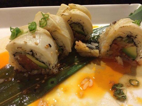 Kimuya: The honey roll!!