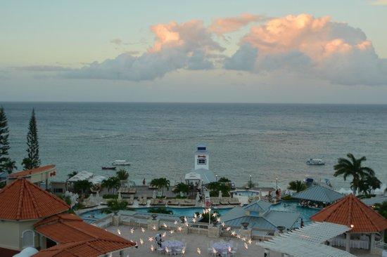 Beaches Ocho Rios Resort & Golf Club: View from my room - 1512