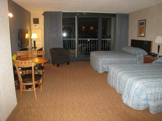 Flagship Resort: room as you enter