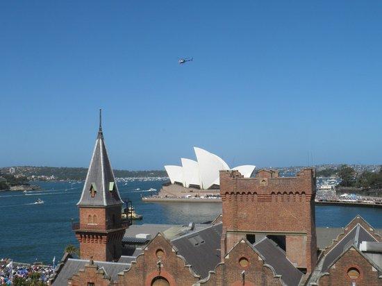 Holiday Inn Old Sydney: Sydney Opera House