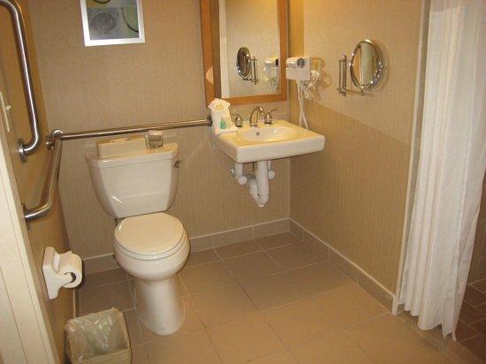 Flagship Resort: bathroom