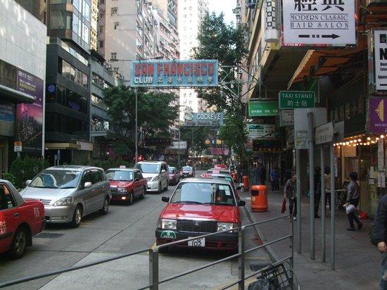 Novotel Century Hong Kong: Wan Chai