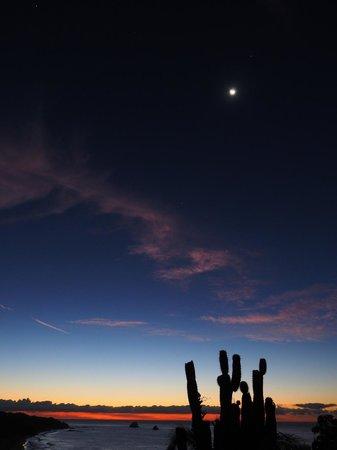 Posada Arigalan: sunrise