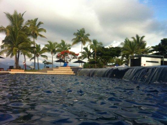 Hilton Fiji Beach Resort & Spa: Pool at the Hilton