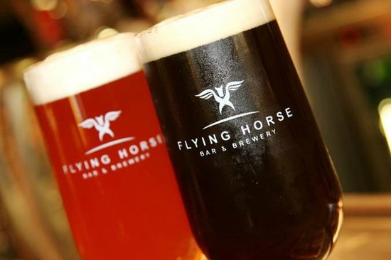 Flying Horse Bar & Brewery
