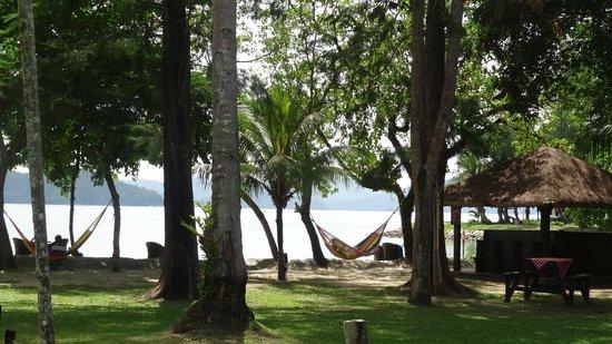 Vivanta by Taj Rebak Island, Langkawi: Private beach