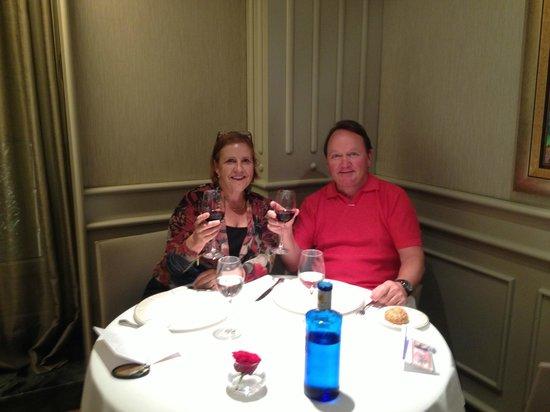 Hotel Restaurante Europa: Superb Dining