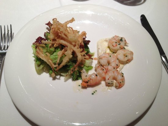 Hotel Restaurante Europa: Lovely Meals