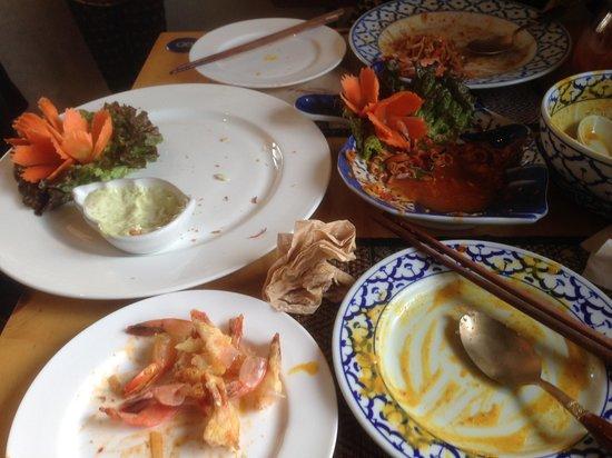 Taste of Thailand : All Gone!
