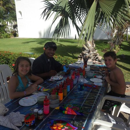 Plaza Pelicanos Grand Beach Resort: Kids activities